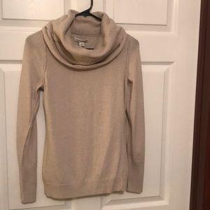 Wool/cashmere banana republic sweater